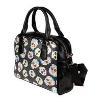 interestprint handbags One Size Kawaii Sugar Skulls Handbag D1318272
