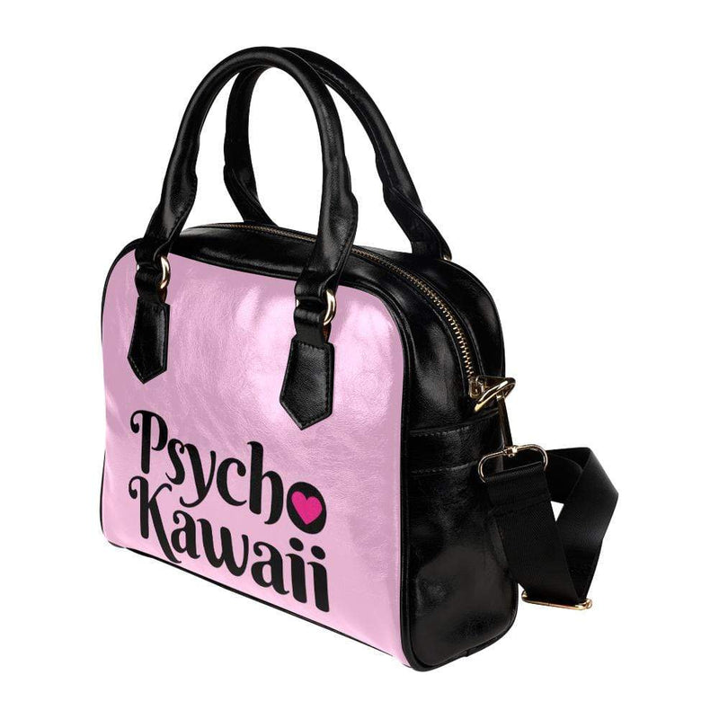 interestprint handbags One Size The Psycho Kawaii Handbag D1318274
