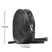 e-joyer handbags The Sweet Spiderwebs Round Sling Bag