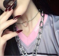 So Kawaii Shop Harajuku Kawaii Heart Choker