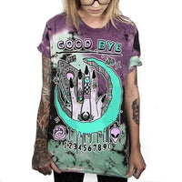So Kawaii Shop Harajuku Pastel Goth Occult Tee