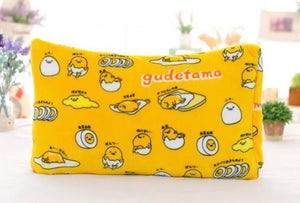 So Kawaii Shop just pillowcase Kawaii Gudetama the Lazy Egg Bedding 9096148-just-pillowcase