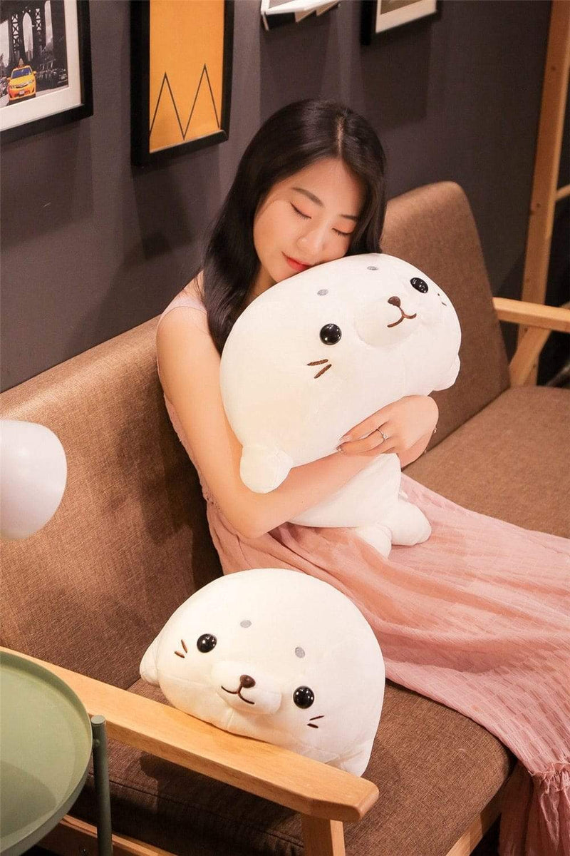 So Kawaii Shop Kawaii Baby Sea Lion Plush