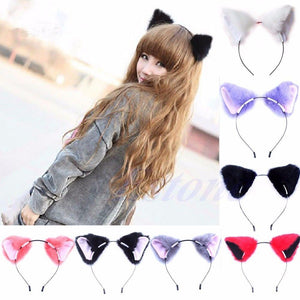 So Kawaii Shop Kawaii Cat Ears Headband