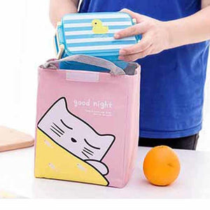So Kawaii Shop Kawaii Insulated Lunch Bag