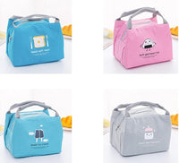 So Kawaii Shop Kawaii Insulated Zipper Lunch Bag