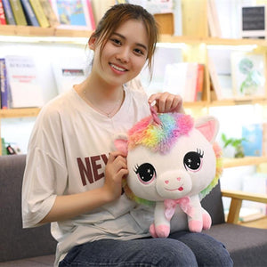 So Kawaii Shop Kawaii Rainbow Unicorn Plush