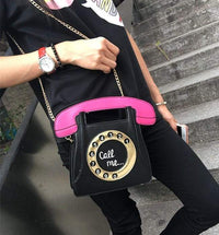 So Kawaii Shop Kawaii Retro Phone Handbag