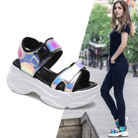 So Kawaii Shop Kawaii Summer Platform Sandals
