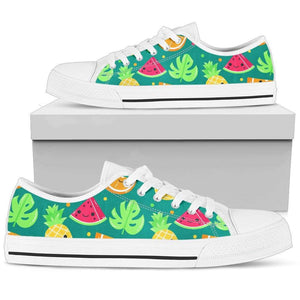 So Kawaii Shop Kawaii Tropical Fruit Light Low Sneaker