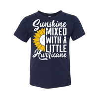 Print Melon Inc. Kids/Babies 2T / Navy sunshine hurricane toddler 356143