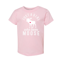 Print Melon Inc. Kids/Babies 2T / Pink moose toddler 442689