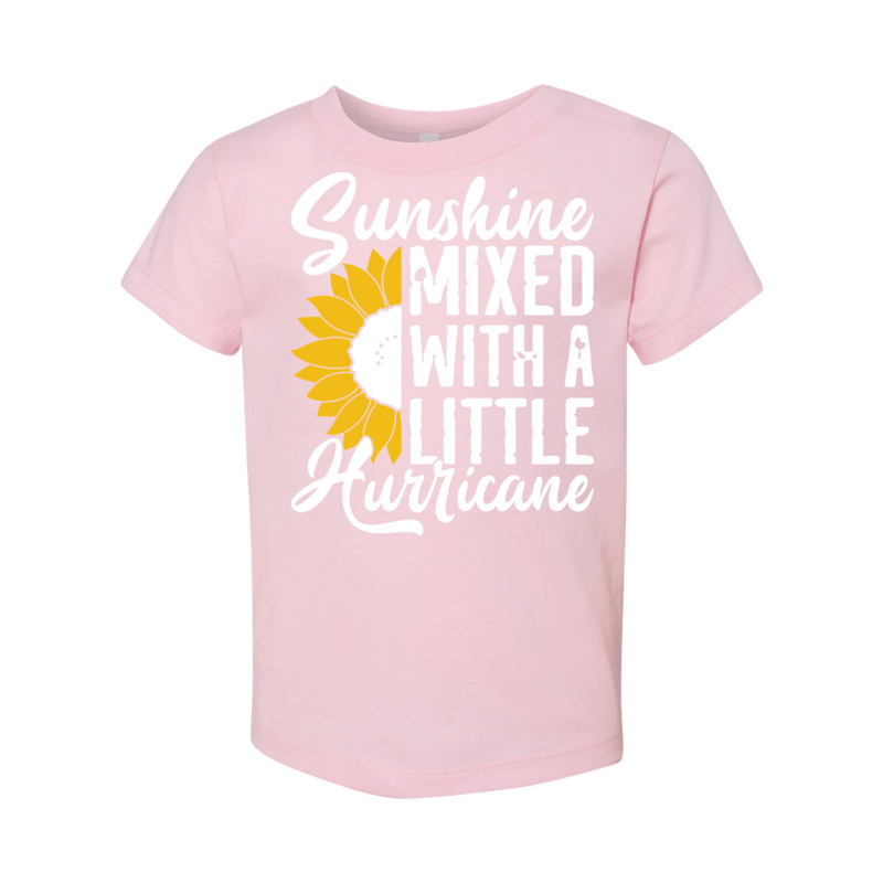 Print Melon Inc. Kids/Babies 2T / Pink sunshine hurricane toddler 356142