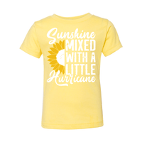 Print Melon Inc. Kids/Babies 2T / Yellow sunshine hurricane toddler 356138