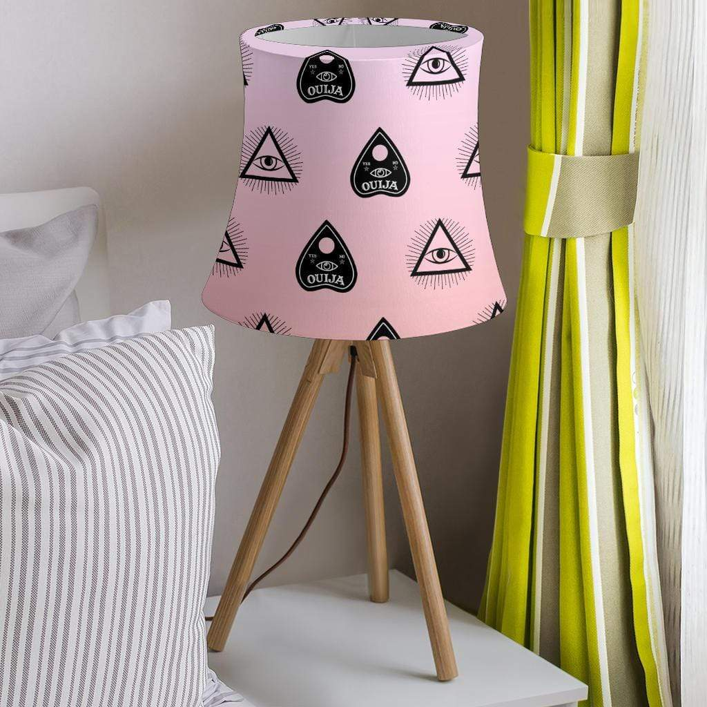 So Kawaii Shop Lamp Shade - Pastel Witchy Love / One Size The Sweet Witchy Vibes Lamp Shade PP.14374493