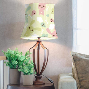 So Kawaii Shop Lamp Shade - The Kawaii Goth Bunny Dead Inside Lamp Shade / One Size The Kawaii Goth Bunny Dead Inside Lamp Shade PP.14313777