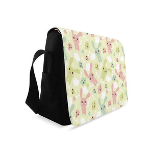 e-joyer Messenger Bags (1628) One Size The Dead Inside Bunny Messenger Bag D3814202