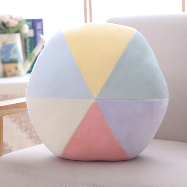 So Kawaii Shop round pillow B Pastel Moonchild Pillows 19744073-round-pillow-b