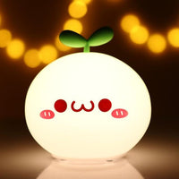 So Kawaii Shop Smile The Kawaii Dumpling USB LED Night Light 24747004-smile