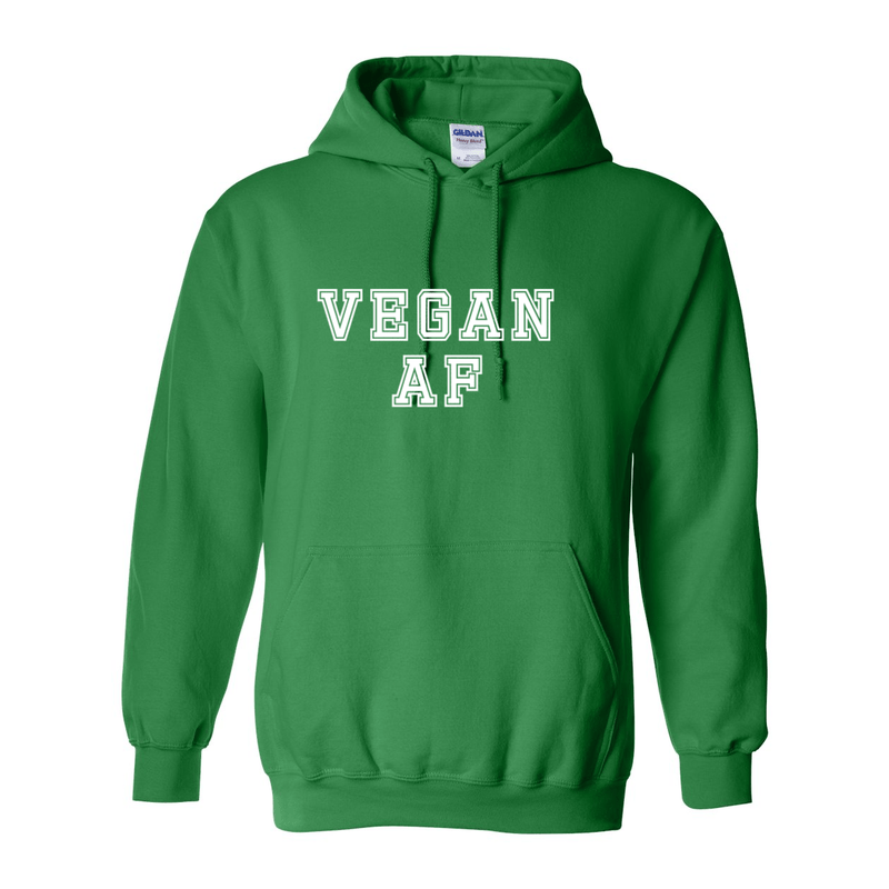 Print Melon Inc. Sweaters/Hoodies S / Irish Green vegan af hoodie melon 424627