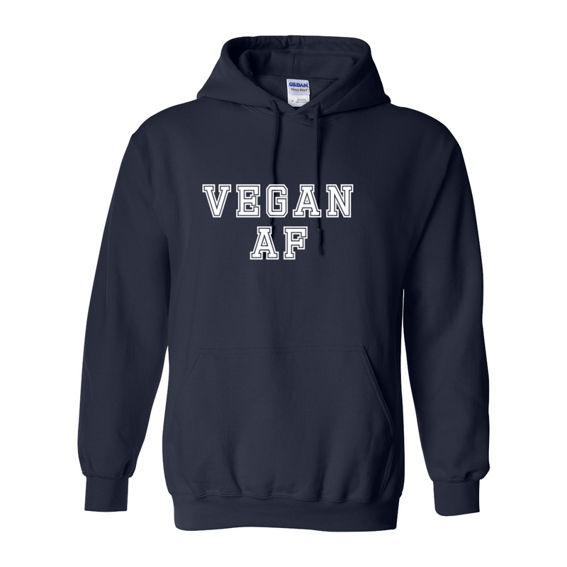 Print Melon Inc. Sweaters/Hoodies S / Navy vegan af hoodie melon 424629