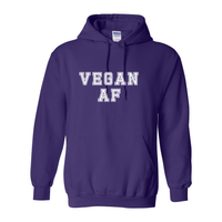Print Melon Inc. Sweaters/Hoodies S / Purple vegan af hoodie melon 424632