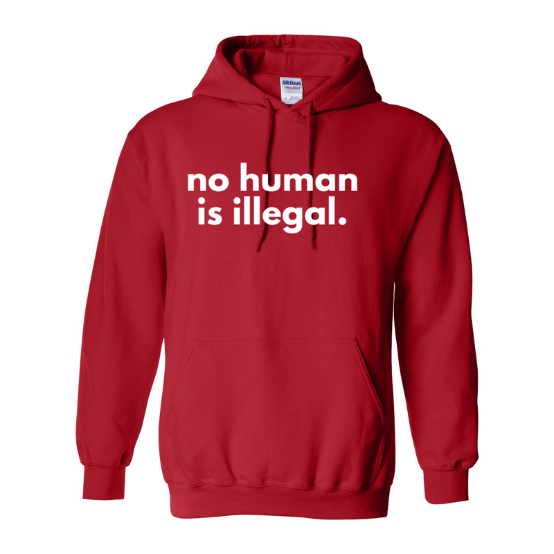 Print Melon Inc. Sweaters/Hoodies S / Red no human hoodie melon 353811