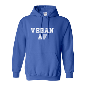 Print Melon Inc. Sweaters/Hoodies S / Royal vegan af hoodie melon 424631