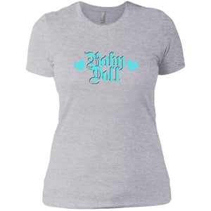 the so kawaii baby doll t-shirt in blue