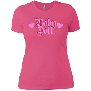 CustomCat T-Shirts Hot Pink / X-Small NL3900 Next Level Ladies' Boyfriend T-Shirt 829-8319-78264386-39576