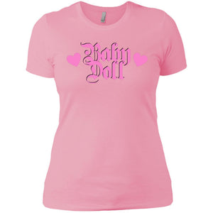 CustomCat T-Shirts Light Pink / X-Small NL3900 Next Level Ladies' Boyfriend T-Shirt 829-8322-78264386-39582