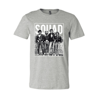 Print Melon Inc. T-Shirts S / Athletic Heather Golden Squad 98432
