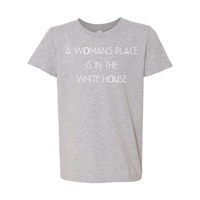 Print Melon Inc. T-Shirts S / Athletic Heather woman's place youth 358862