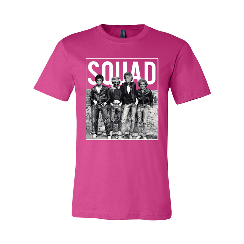 Print Melon Inc. T-Shirts S / Berry Golden Squad 98435