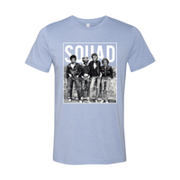 Print Melon Inc. T-Shirts S / Heather Blue Golden Squad 98433