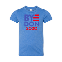 Print Melon Inc. T-Shirts S / Heather Columbia Blue bye don youth 364741