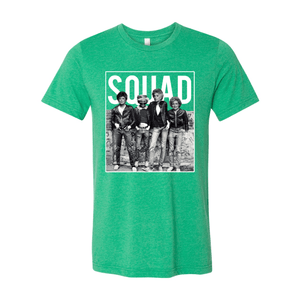 Print Melon Inc. T-Shirts S / Heather Kelly Golden Squad 98424
