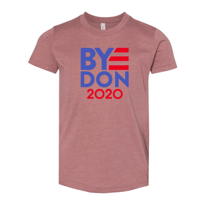 Print Melon Inc. T-Shirts S / Heather Mauve bye don youth 364739