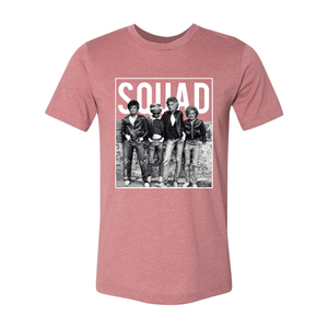 Print Melon Inc. T-Shirts S / Heather Mauve Golden Squad 98436