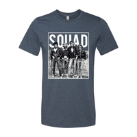 Print Melon Inc. T-Shirts S / Heather Navy Golden Squad 98427
