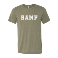 Print Melon Inc. T-Shirts S / Heather Olive bamf 137247