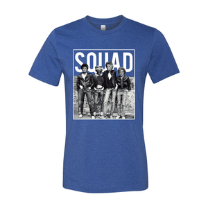 Print Melon Inc. T-Shirts S / Heather True Royal Golden Squad 98428