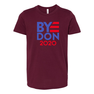 Print Melon Inc. T-Shirts S / Maroon bye don youth 364733
