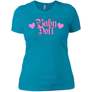 CustomCat T-Shirts Turquoise / X-Small NL3900 Next Level Ladies' Boyfriend T-Shirt 829-8328-78264386-39612