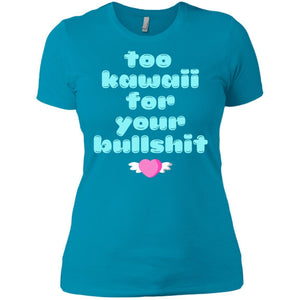 CustomCat T-Shirts Turquoise / X-Small NL3900 Next Level Ladies' Boyfriend T-Shirt 829-8328-78264395-39612