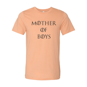 Print Melon Inc. T-Shirts XS / Heather Peach mother of boys 113954