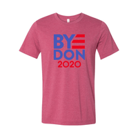 Print Melon Inc. T-Shirts XS / Heather Raspberry bye don adult 364726