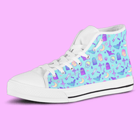 So Kawaii Shop The Kawaii Feeling a Little Batty Light High Top Sneaker