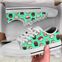 So Kawaii Shop The Kawaii Minty Sushi Low Sneaker