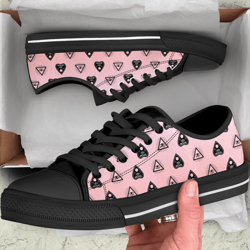 So Kawaii Shop The Kawaii Pastel Witchy Vibes Low Sneaker